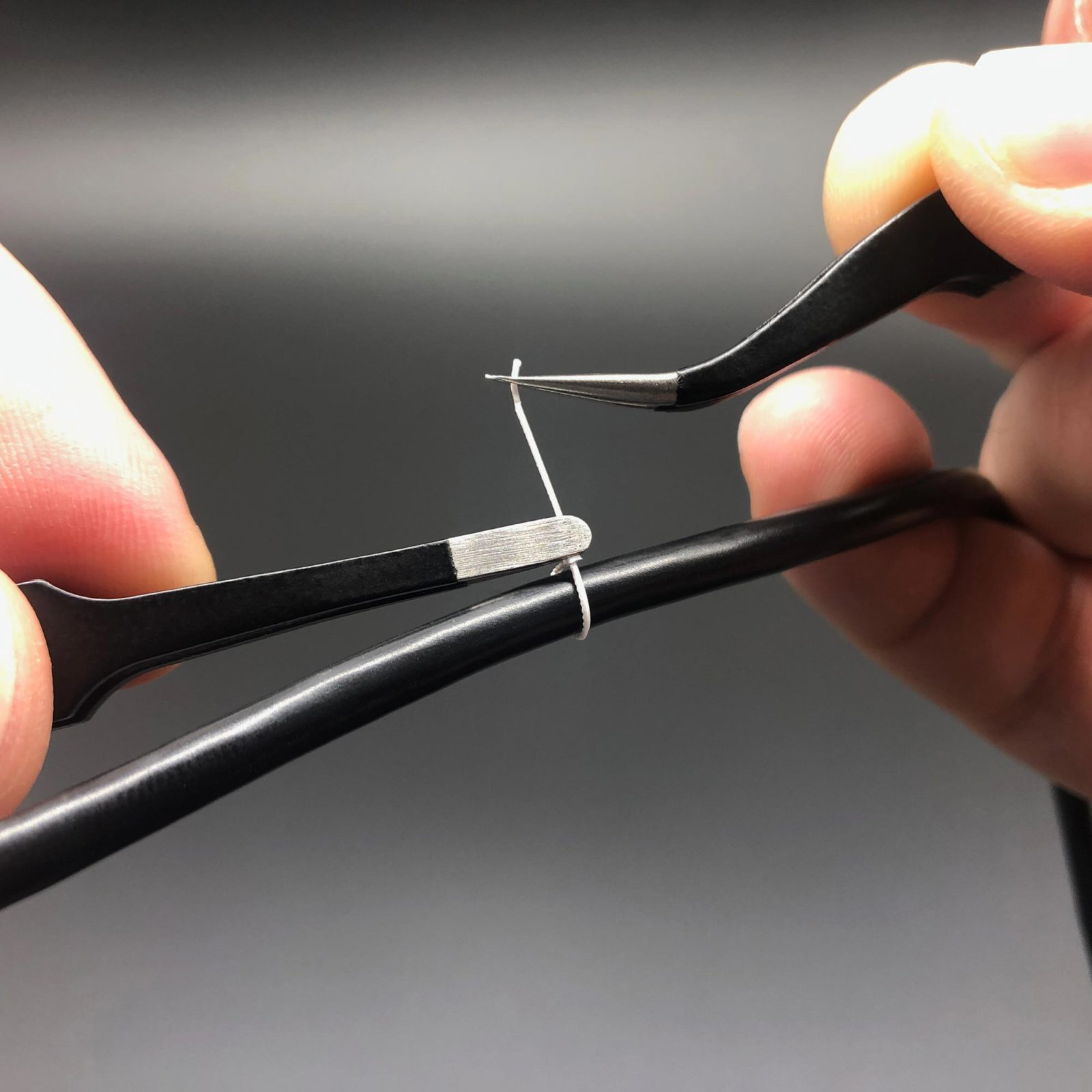 Fastening Mini Cable Ties mod