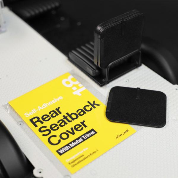 Ecto-1 Rear Seatback Cover mod unpackaged